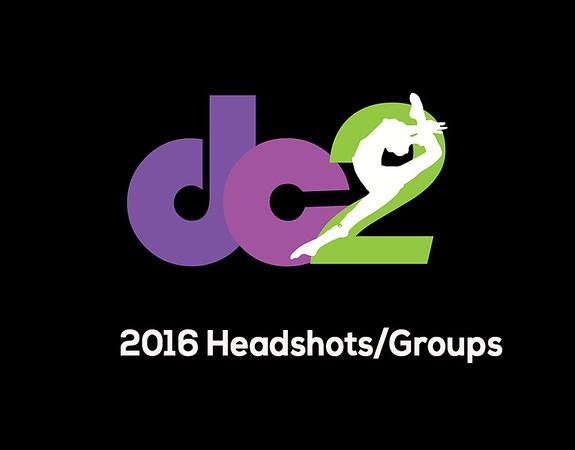 2016 Headshots/Groups