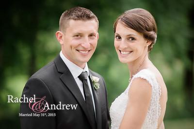 Rachel and Andrew: Married