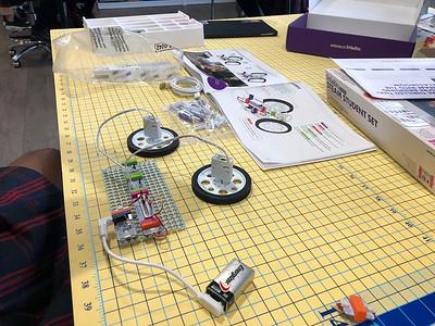 Exploring LittleBits