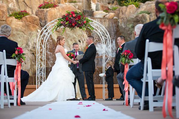 Julia & Michael - Pointe Hilton Tapatio Cliffs Resort