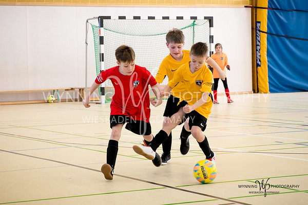 U11 - KMC District (red) vs. Wiesbaden
