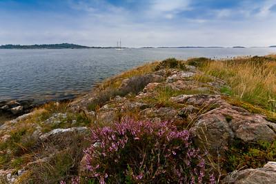 South coast: Grimstad area