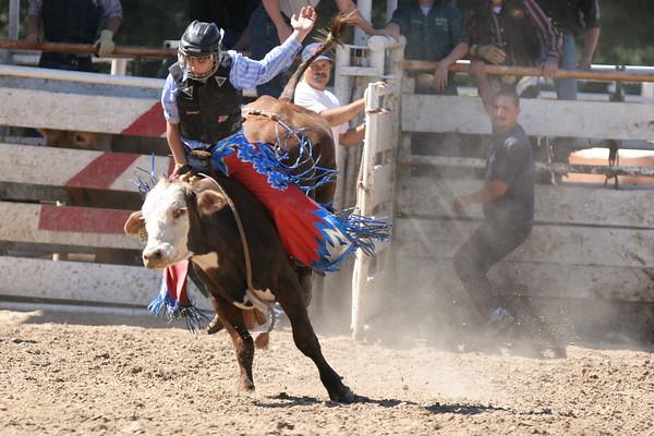 SPYR  10/14/2006 Bull Riding Round 1