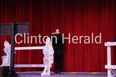 """Clinton Middle School """"The Wizard of Oz"""""""