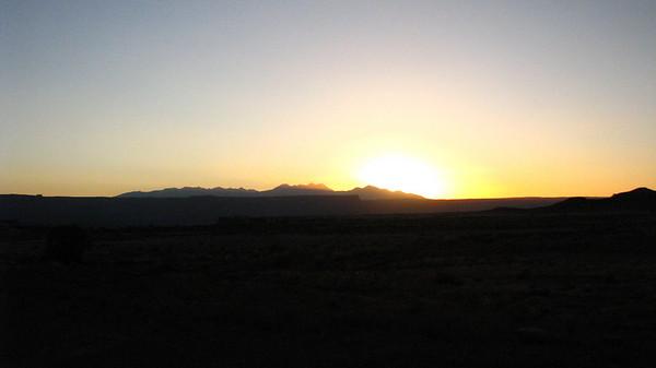 Return to the White Rim Trail part1
