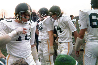 BREWSTER HS FOOTBALL 1973-1975