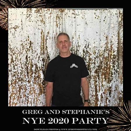 Greg and Stephanie's NYE Party 2020