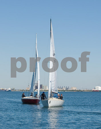 Pan Am Qualifiers for J24's Feb. '07, Bow #8, Sail #1327, Boat name-