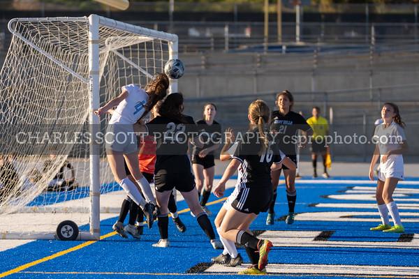 4-28-21 Girls Varsity vs West Hills