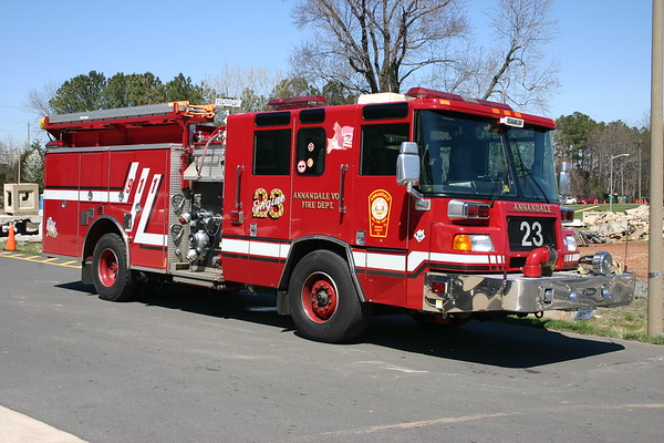 Company 23 - Annandale Fire Department (West Annandale station)