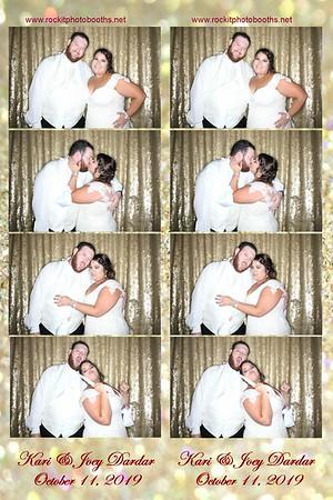 Kari & Joey Dardar Wedding