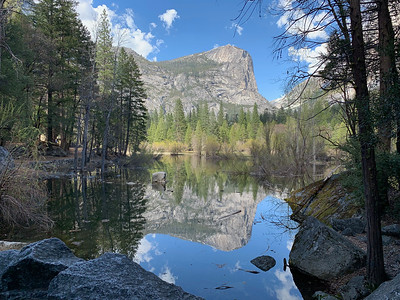 2019 0303 The Majestic to Mirror Lake