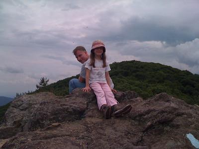 Bearfence Rocks, June 2011