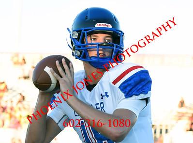 9-8-2016 - Mountain Pointe vs Chandler High School Football Game