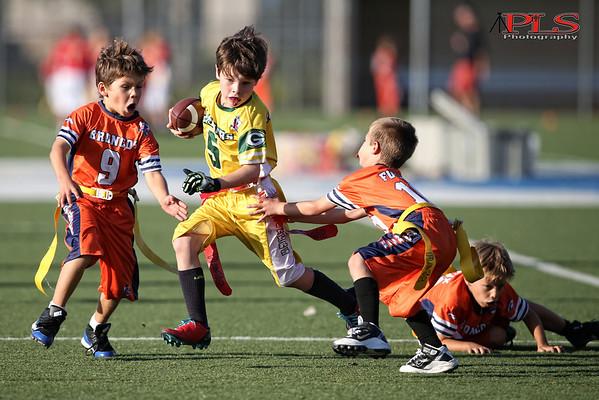 Play Action Flag Football Fall 2013