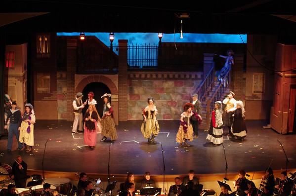 Colchester Community Theater - Les Misérables (2014)