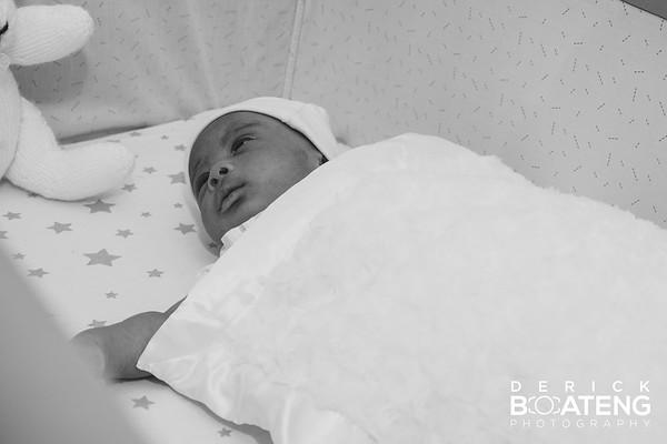 Baby Eniola Naming