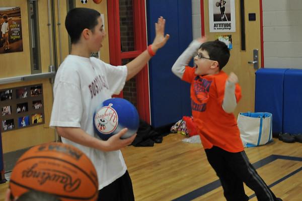 Basketball Feb 27