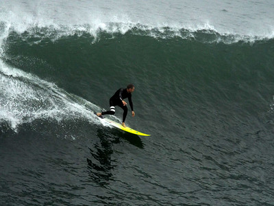 1/25/20 * DAILY SURFING PHOTOS * H.B. PIER