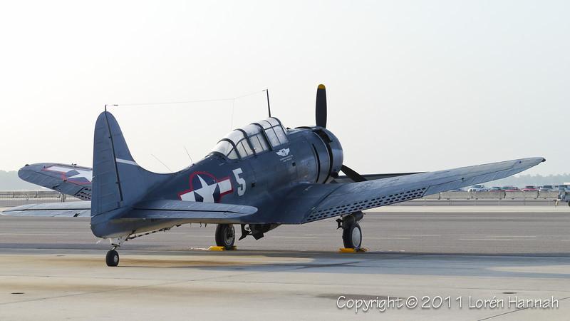 1944 Douglas SBD-5 Dauntless, N82GA