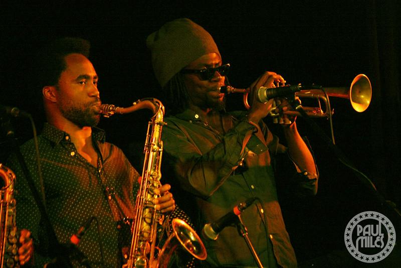 """Azemobo """"Zem"""" Audu & Travis Antoine"""