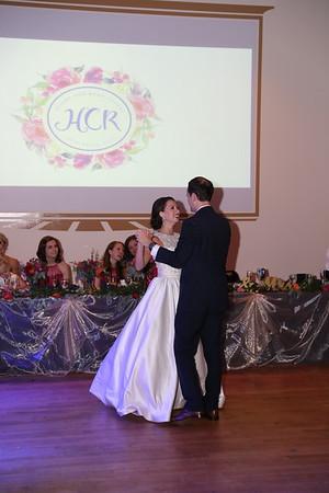HCR Reception/Dance