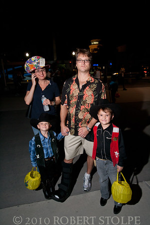 October 30th, 2010 Boo Bash at ArtsPark Hollywood, Florida