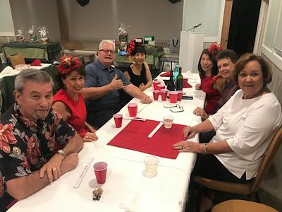 Halau Christmas Party 2018