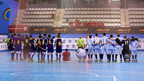 U17 Eurockey Cup 2017 - FC Porto vs FC Barcelona