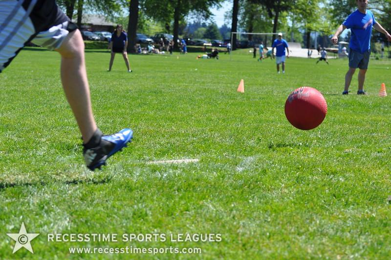 Recesstime Sports Leagues Portland Kickball Spring 2013 Dodgeball Bowling Ping Pong Mushball - 022