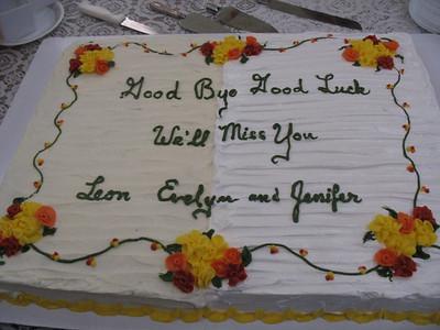 Lobdell Reception Oct 2011
