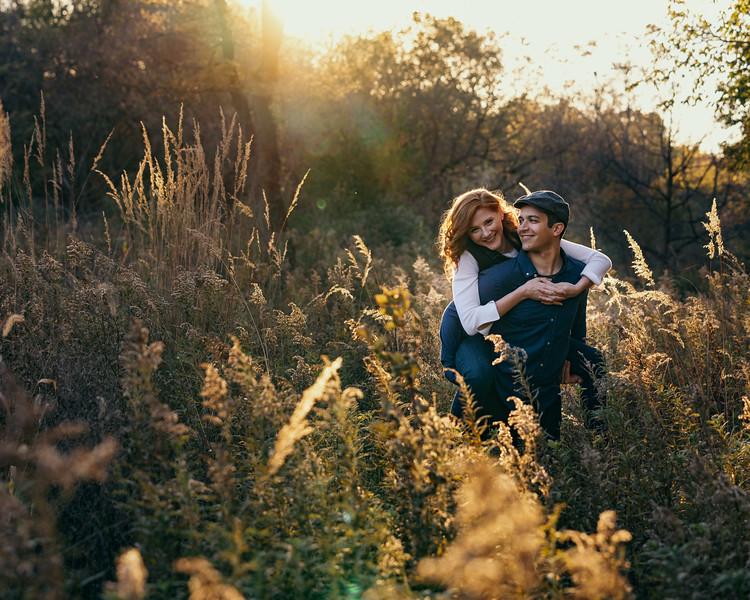 Andrew & Anna Britt Engagement