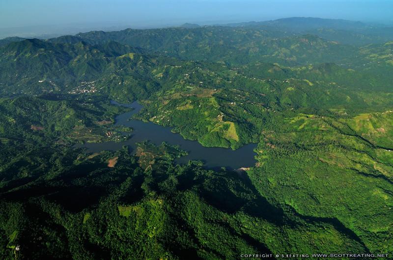 "Castaner, Pr <br /> Lago Guayo<br /> N18, 12' 4.11149"" W66, 50' 10.8856"""