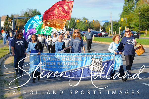Homecoming Parade - Stone Bridge 10.05.2018 (by Steven Holland)