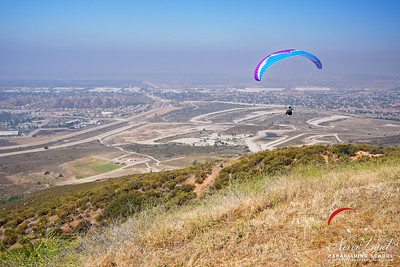 Paragliding Lessons, June 23rd to 24th, 2018.