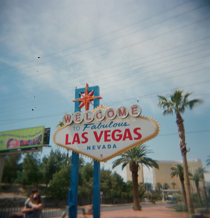 Las Vegas - June 2010 - Holga Style