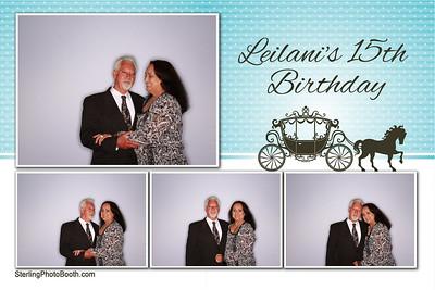 Leilani's 15th Birthday