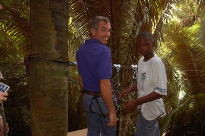 Jaclyn's Visit to Roatan, January 7, 2008