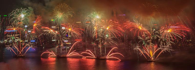 2014 Chinese New Year Firework