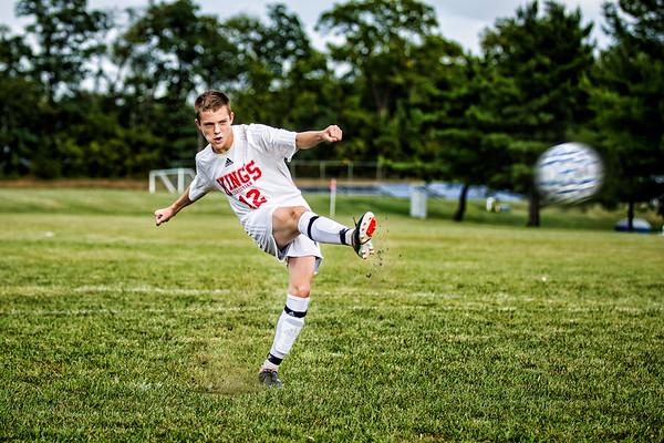 Boys Soccer Team Photos