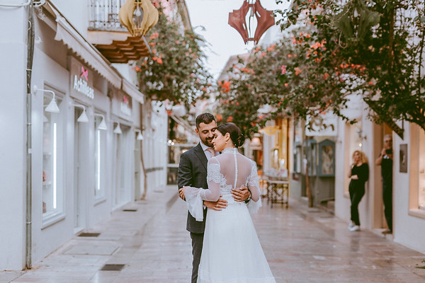 A Spanish wedding in Nafplio
