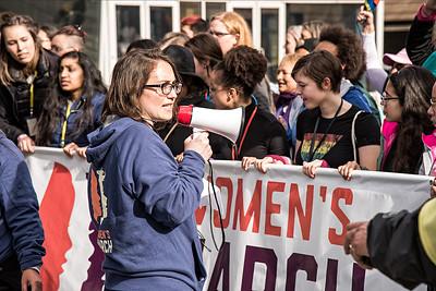 20170121: Women's March, San Jose