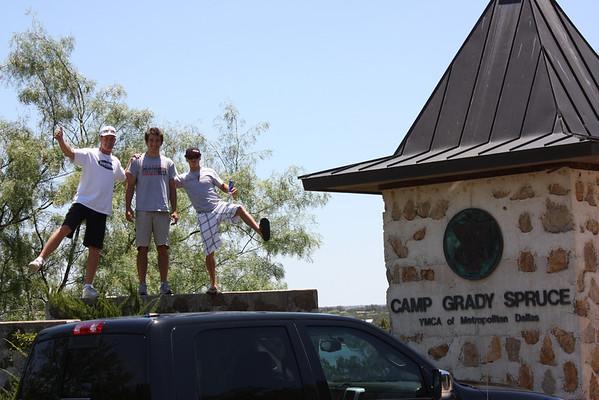 Camp Grady Spruce 2011