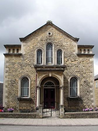 Methodist Church, West Street, Chipping Norton, OX7 5LH
