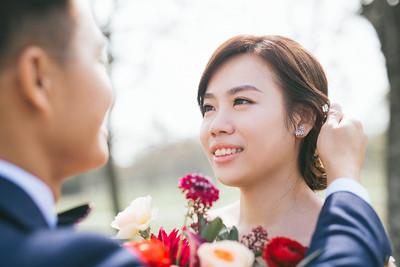 Pre Wedding | SF + Veron