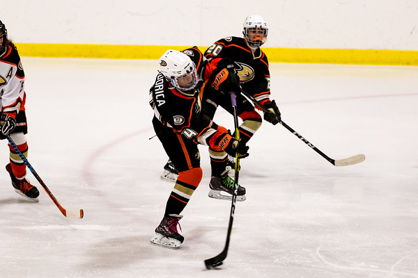 Jr Ducks Vs Jr Ducks B 11-30-19
