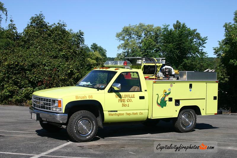 Wellsville Brush 66: 1990 Chevrolet 250/300