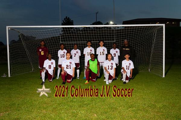 2021 Boys JV soccer
