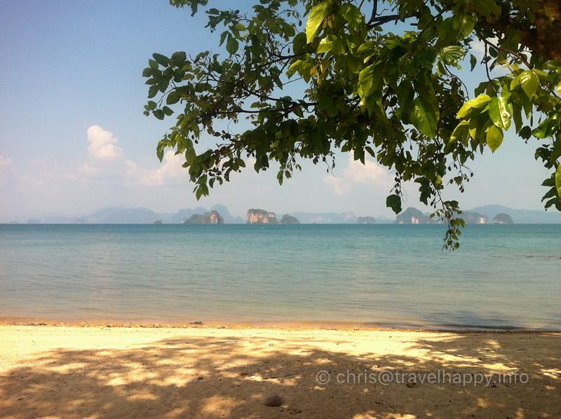 Klong Jark Beach, Koh Yao Noi