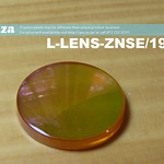 SKU: L-LENS-ZNSE/19/508, 19mm Znse Fl 50.8mm with Two Sides Anti-Reflection Coating for CO2 Laser Beam
